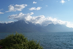 Band Tour 2006 - Day Five - Montreux