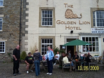 The Golden Lion Hotel in Allendale